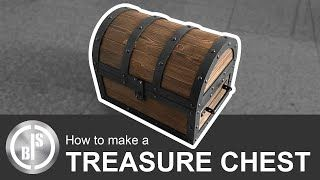 MAKING A TREASURE CHEST FROM PALLET WOOD | ALL WOODEN
