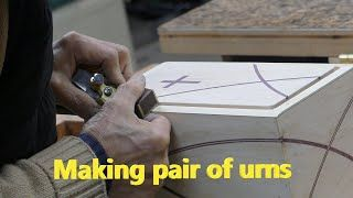 Making pair of urns