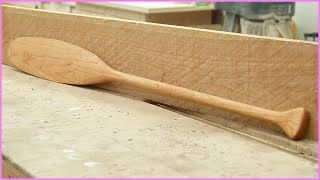 How to Make a Paddle (ENGLISH VERSION)