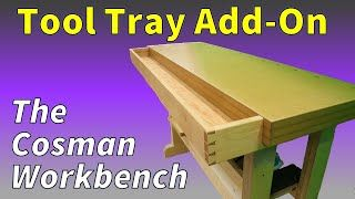 Workbench Tool Tray - Simple Add-on