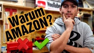 Warum machen YouTuber Amazon Partner Links? Was ist ein Pantograph?